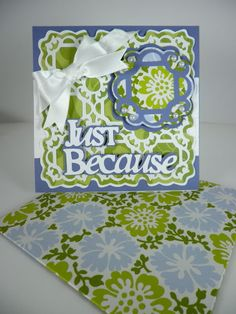 Obsessed with Scrapbooking: Hello Thursday! Cricut Quarter Note, Wrap It Up, Paperlace, Sesame Street Seasons, Ornamental Iron and Car Decals