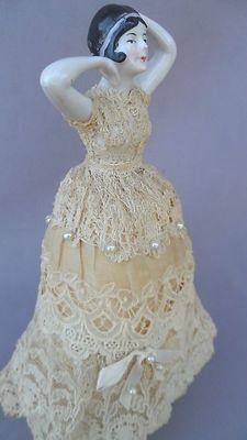 german ... lace costume
