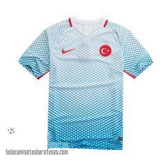 Camiseta Segunda Turquia 2016  €15.5