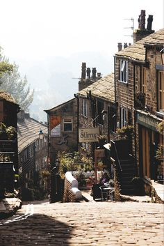 Howarth, home of the Bronte family