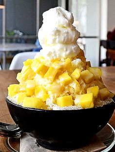 mango patbingsoo - i miss this so much