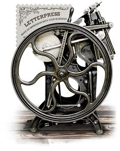 Lyme Bay Press | The Complete Letterpress Photopolymer Plate System