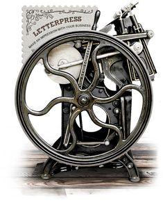 Lyme Bay Press   The Complete Letterpress Photopolymer Plate System