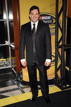 Tony Stewart - NASCAR Sprint Cup Champions Banquet Yellow Carpet