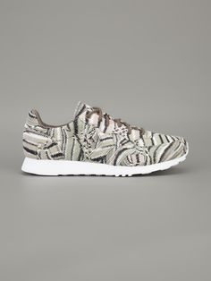 Converse By Missoni Knitted Trainer - Gallery Madrid - Farfetch.com