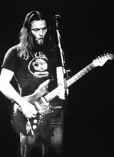 David Gilmour - Boston Garden, 1975