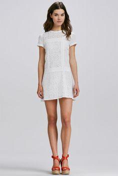 La Rambla Lace Dress by Nanette Lapore
