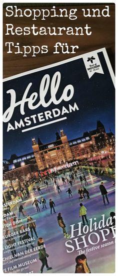 Ich verrate dir 3 tolle Restaurants in Amsterdam, wo es lohnt Essen zu gehen! Du liebst Shopping in Amsterdam? Dann verrate ich dir, welche Beautystores auf dich warten! Du magst Seightseeing in Amsterdam? Dann zeige ich dir, welche Museen dich erwarten! Alles auf www.inlovewithcosmetics.de