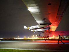Máy bay năng lượng Mặt Trời sắp hoàn thành hành trình vòng quanh thế giới