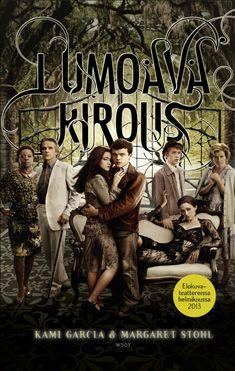 Elokuva nähty ja nyt pitäisi kirja raaskia hommata...:) Beautiful Creatures Book, Kami Garcia, Hunger Games, Book 1, Twilight, My Books, Movie Posters, Pictures, Beauty