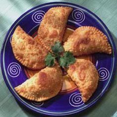 Roasted Jalapeno Chicken Empanadas