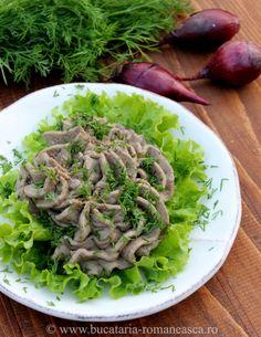 Pate de casa , o bunatate ! Romanian Food, Romanian Recipes, Appetizer Recipes, Appetizers, Green Beans, Cabbage, Vegetables, Home, Pork