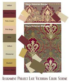 Victorian Color Schemes Interior Nice By Models Victorian Color Schemes  Interior HD Pictures