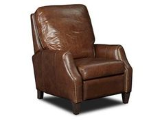 Shop for Hooker Furniture Sonata Largo Recliner, and other Living Room Chairs at Stacy Furniture in Grapevine, Allen, Plano, TX. Full Recline Length: 66 from Wall to Recline: