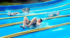 Enjoy a fabulous day out at some of the best Lanzarote water parks, one of the best things to do in Lanzarote with kids. There are 2 water parks in Lanzarote, Aqua Park Costa Teguise and Aqualava Water Park in Playa Blanca and 1 theme park, Rancho Texas Lanzarote Park. All three Lanzarote water parks are great places for recreational water activities and to cool off from the hot weather in Lanzarote. Aqua Park Costa Teguise: Aqua Park Costa Tegui