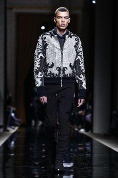 Balmain menswear fall/winter 2016