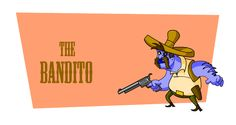 Boss Fight - The Bandito or Bandit's only purpose is to rob and kill you. Not necessarily in that order. He is always one step behind you and will pop up when you least expect it.