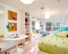 Awesome teen room!