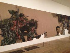 Leon Golub / Vietnam II 1973 / Tate Modern