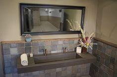 Concrete Countertops, Concrete Sinks and more from Sonoma Cast Stone