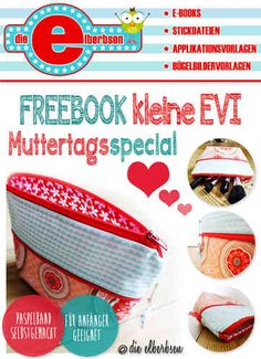 Kosmetiktasche Freebook