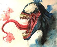 Venom by Wada10