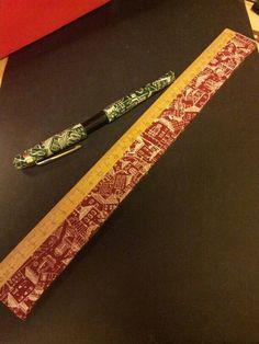 penna e righello venezia di scarpa mauro Inhacca2o. it
