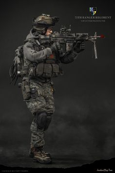 Military Photos, Military Gear, Military Life, Military Action Figures, Custom Action Figures, Special Ops, Special Forces, Airsoft, Soldier Drawing