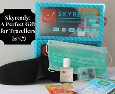 Skyready: The Perfect Gift for Travellers - Family Food And Travel #HolidayGiftGuide