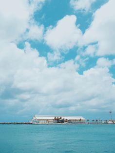 Aruba, l'île aux fla