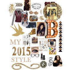 My 2015 style