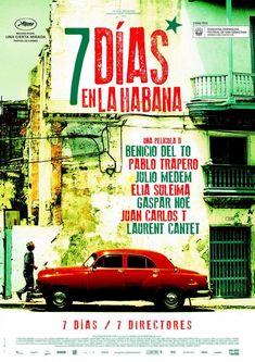 7 Tage in Havanna Josh Hutcherson, Hd Movies, Movies Online, Movie Tv, Movies And Tv Shows, Benecio Del Toro, Daniel Brühl, La Villette Paris, Peliculas Audio Latino Online
