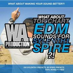 Top Chart EDM Sounds For Sylenth1 and Spire, Top Chart, Top, Sylenth1, Spire, Sounds, EDM Sounds, EDM, Chart, Magesy.be