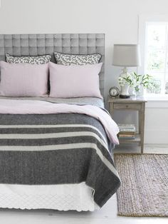 The Company Store Bedroom — Taking Care of Your Bedding - Redbook