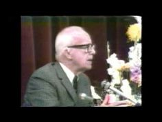 Maharishi & American futurist, Buckminster Fuller   The University of Mass at Amherst was the site of a remarkable meeting between Maharishi Mahesh Yogi and Buckminster Fuller. Maharishi and Mr. Fuller came from different traditions of knowledge, but both talked about the universal basis of the life of the individual and cosmos. This video provides precious archival footage of their meeting with the press.