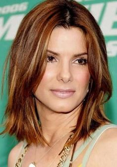 Sandra bullock short hairstyles