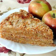 Венгерский яблочный пирог с манкой вкусный, сочный и красивый, готовить его довольно просто и быстро, он замечательно подойдет для всей семьи. Этот пирог очень популярный своей простотой и вкусом. Ябл