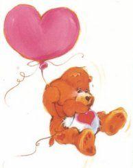 Classic Tenderheart Bear
