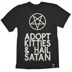 KVLT » Shop ❤ liked on Polyvore featuring tops, t-shirts, shirts, tees, tees- printed, shirt tops, tee-shirt and t shirt