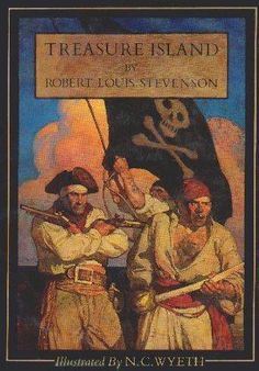 Treasure Island - the first book I ever read! I was probably about 8?...