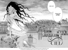 The Last Autumn Story: Ciel