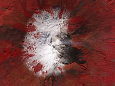 Vulcan's View 15: Amazing Shots of Volcanoes Seen From Space - Wired Science