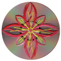 Ozdoby z płyt CD | Kreatywne tworzenie