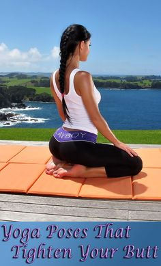 8 Simple Yoga Poses that Tighten Your Butt #Yoga