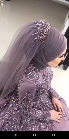 Abaya Style 650488739911449415 - , Source by endiyprojects Muslim Wedding Gown, Hijabi Wedding, Wedding Hijab Styles, Muslimah Wedding Dress, Hijab Style Dress, Muslim Wedding Dresses, Muslim Brides, Muslim Dress, Bridal Dresses