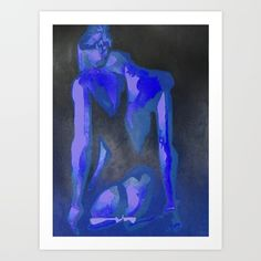 Sensual art focusing on femininity and the diversity of emotion women can evoke. Nude art that portrays women positively and in control. My…