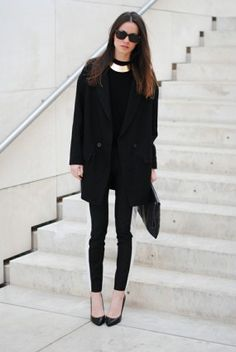 street style|Global Street Snap-Fashion tumblr Street Style blogs