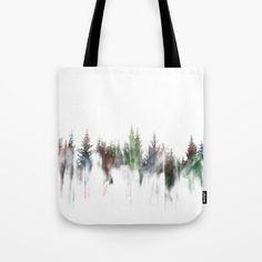 Forest Tote Bag by jkdizajn Tote Bag, Bags, Handbags, Totes, Bag, Tote Bags, Hand Bags