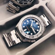 Chillin like a villain happy Friday modfam! - MODS: double-domed sapphire crystal silver YM ceramic bezel insert SKX matte knurled bezel matte with markers chapter ring - Visit www.namokimods.com for Seiko mod parts! Link in Bio - Follow @namokimods for daily content! - . . . . . #seiko#seikomod#seikolover#skx007#skx009#skx#seikofam#seikomania#seikowatches#seikoskx007#seikoskx009#seikodiver#namokimods#namokiFB Dream Watches, Luxury Watches, Cool Watches, Watches For Men, Seiko Skx, Seiko Watches, Tourbillon Watch, Watches Photography, Telling Time