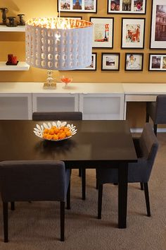 The STORNS Solid Wood Table Was A Great Option For IKEA Home Tour Squads Living